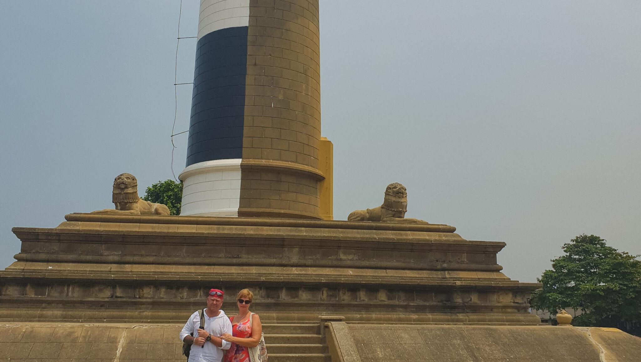 Коломбо, маяк