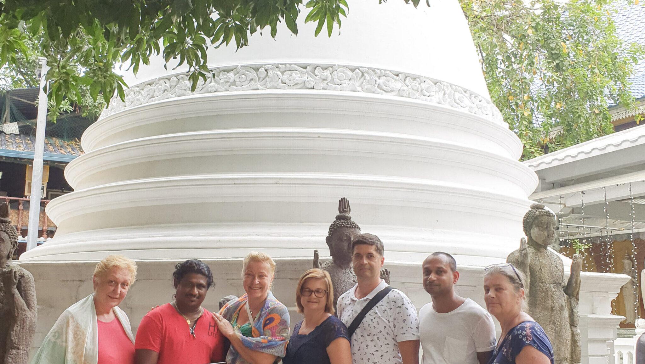 Коломбо, Храм Gangaramaya