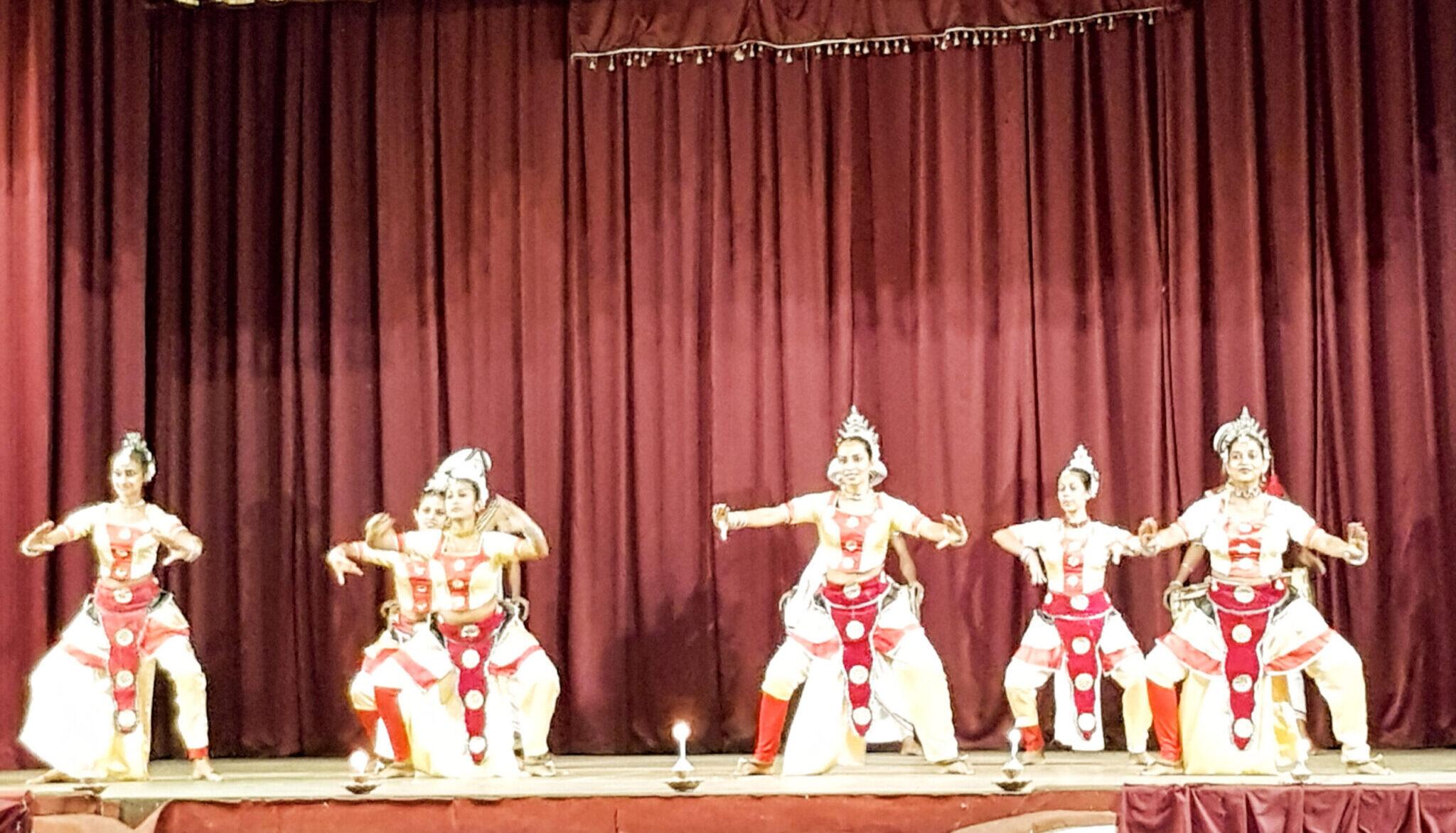 Кандийские танцы
