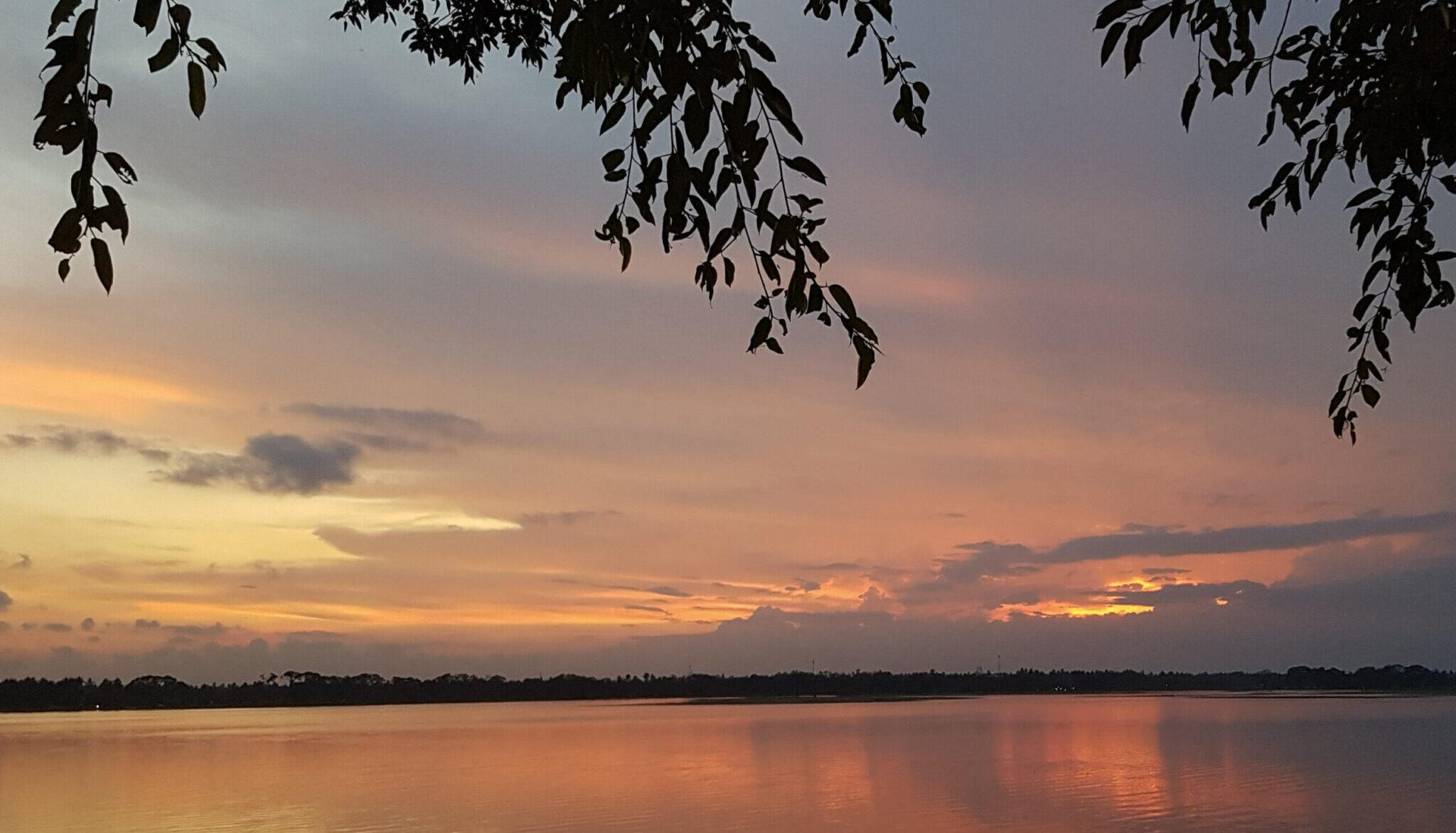 озеро Тиссамахарама